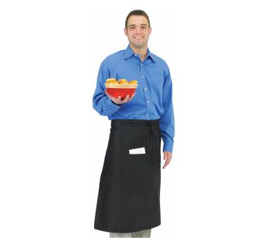 Chef Revival R607BA-2BK Bistro Apron, Black