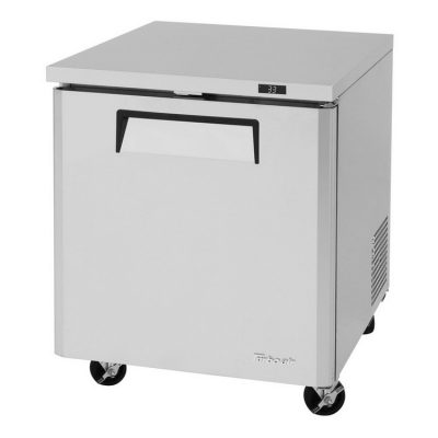Turbo Air MUR-28-N Undercounter Refrigerator, 28""
