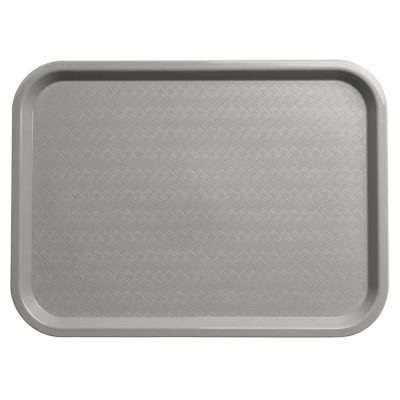 Carlisle CT1216-23 Fast Food Tray, Gray