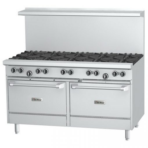"Garland US Range U60-10RR 60"" U Series Range, 10 Burners"