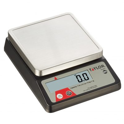Taylor TE10FT 11 lb. Digital Portion Scale, Compact