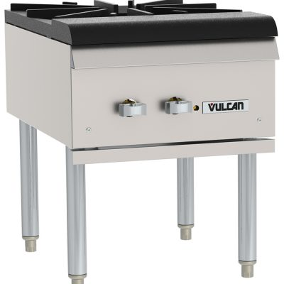 Vulcan VSP100 Stock Pot Range, Natural Gas, 110,000 BTU