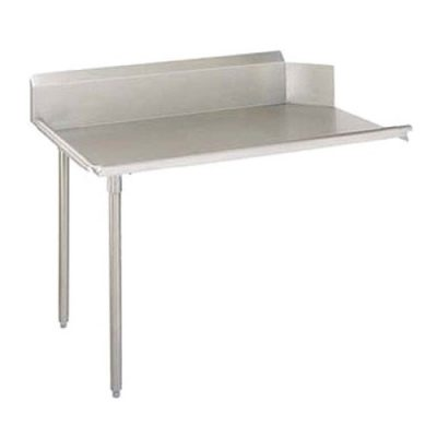 John Boos EDTC8-S30-L48-X Dishtable, Clean, Right to Left, 48""