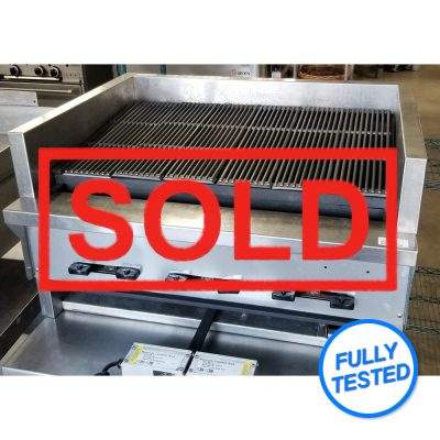 """Imperial IABR-36 (UEH14757) Charbroiler, 36"""", Natural Gas SOLD"""